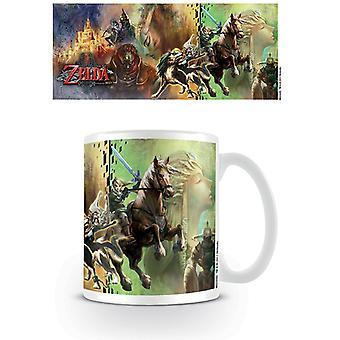 Zelda Twilight Princess HD Mug