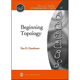 Beginning Topology - 9780821847961 Book