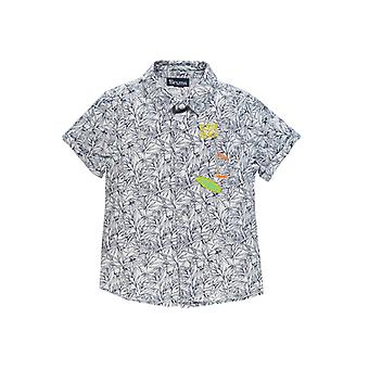 Brums Milano Shirt With Print