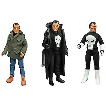 The Punisher Classic Action Figure 3 Pk