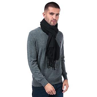 Tillbehör Jack Jones Woody Vävd scarf i svart