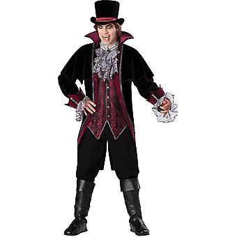 Versailles vampyyri aikuisten puku