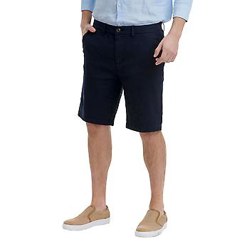 Funky Buddha Men's Tailored Shorts In Plain Pattern