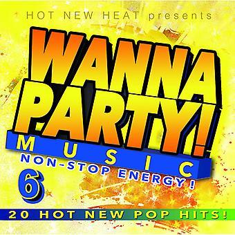 Wanna Party! - Vol. 6 [CD] USA import