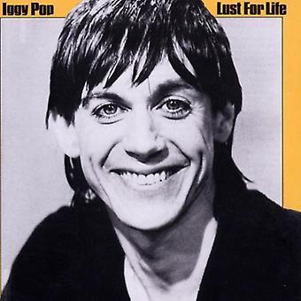 Iggy Pop - Lust for Life [CD] USA import