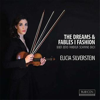 Elicia Silverstein - Dreams & Fables I Fashion [CD] USA import
