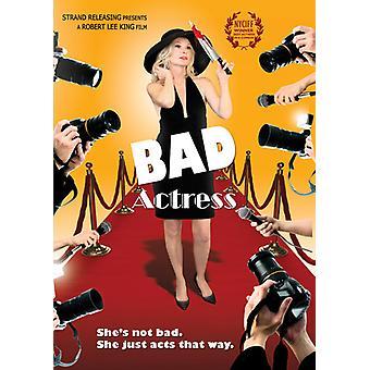Bad Actress [DVD] USA import