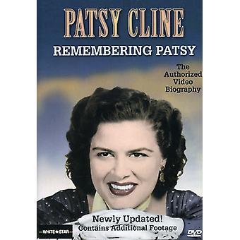Patsy Cline - Remembering Patsy [DVD] USA import
