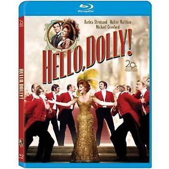 Hello Dolly [BLU-RAY] USA import