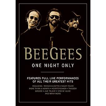 Bee Gees - One Night Only [DVD] USA import