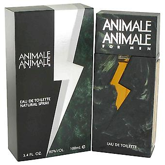 ANIMALE ANIMALE de Animale Eau De Toilette Spray 3.4 oz/100 ml (hommes)