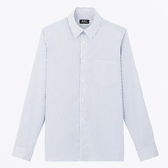 A.P.C. - Barthelemy Shirt - Wit