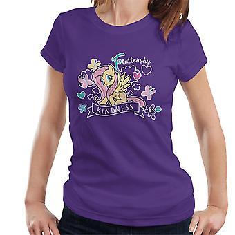 My Little Pony Fluttershy Full Of Kindness Women's T-Shirt