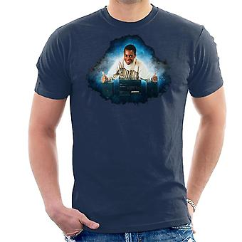 TV Times Andi Peters With A HiFi Thumbs Up Men's T-Shirt