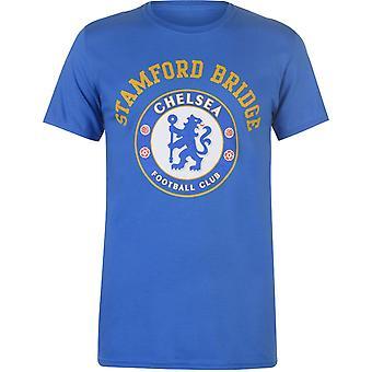 Source Lab Chelsea Crest T-Shirt Mens