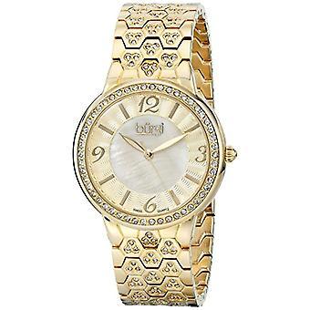 Burgi Clock Woman Ref. BUR115YG