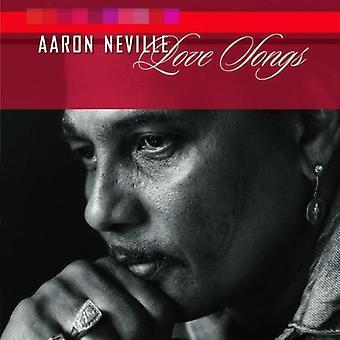 Aaron Neville - importation USA Love Songs [CD]