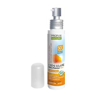 Helios Spf50 + Sun Cream 75 ml of cream