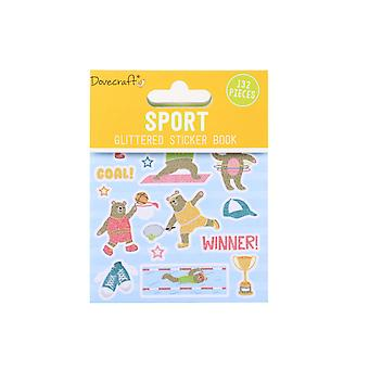Dovecraft Sport Sticker Book