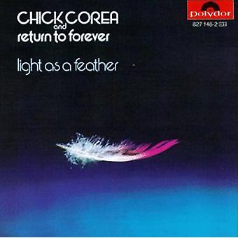 Chick Corea - Light as a Feather [CD] USA import