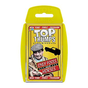 Only Fools and Horses Top Trumps Card Game