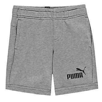 Puma Drenge No1 Fleece Shorts Infant Bottoms Elastik Linning Lightweight