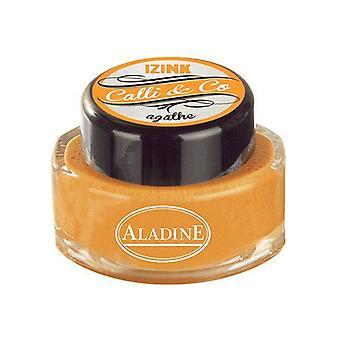 Aladine Calli &&& Aladine Calli & Kokki muste akaatti 15 ml