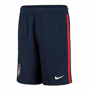 2020-2021 Atlético de Madrid Home Nike Football Shorts (Kids)