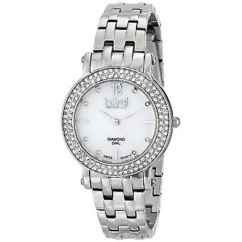 Burgi Clock Woman Ref. BUR079SS