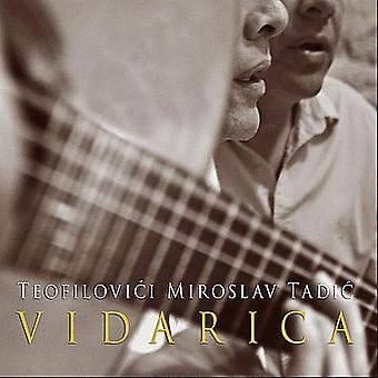 Teofilovici & Miroslav Tadic - Vidarica [CD] USA import