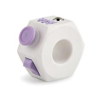 New Decompression Toy Press Magic Anti Stress Cube Edc Hand For Autism Adhd