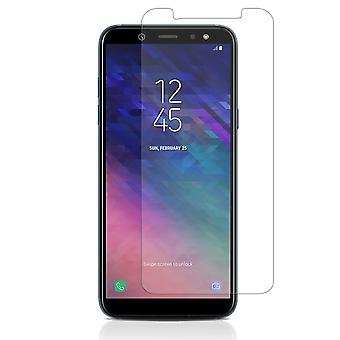 1x Protective Glass for Samsung Galaxy A6+ (2018) 0.3mm Thin Screen Protector Transparent