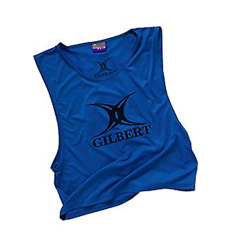 Polyester Bib - blau