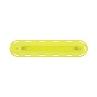 """Future ilt fin box 3/4"""" yellow"""