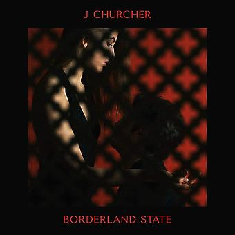 J Churcher - Vinyl de l'État de Borderland