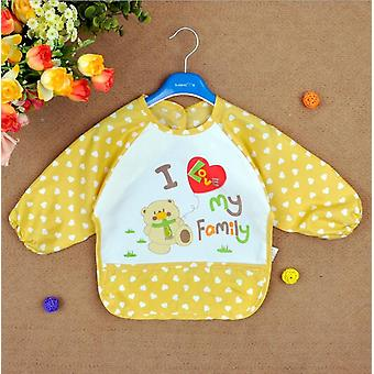 Lovely Boys, Girls Baby, Letter Print Long Sleeve, Anti Wear Waterproof,
