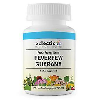 Eclectic Institute Inc Feverfew Guarana, 50 Caps
