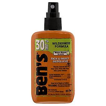 After Bite Ben'S Tick & Insect Repellent Wilderness Formula, 3.4 Oz