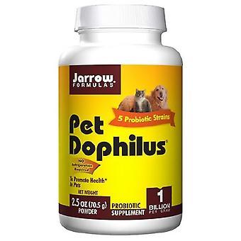 جارو الصيغ الحيوانات الأليفة Dophilus مسحوق، 2.5 أوقية