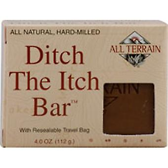 All Terrain Ditch The Itch Bar Soap, 4 Oz