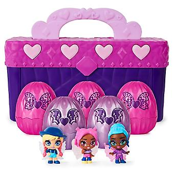 Hatchimals Colleggtibles Mini Pixies Fashion Show 8 Pack Playset