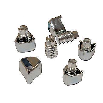 Jubilee Multiband Mild Steel Housing/Screws 11mm 25 Sets Pack JUB1704