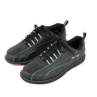 Bowling Supplies Men Professional Shoes Super Comfortable Soft Fiber Breathable Non-slip Sole Sneakers