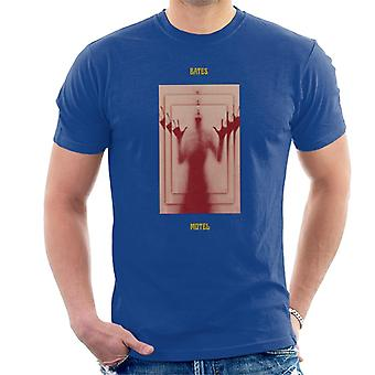 Psycho Bates Motel Norman Bates Mirror Effect Men''s T-Shirt
