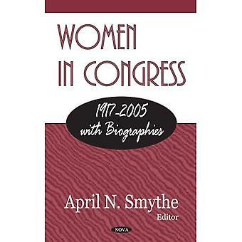 Vrouwen in Congres 1917-2005 met Biografieën