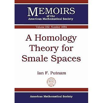 نظرية Homology لمساحات سمالي بواسطة إيان ف. بوتنام -- 9781470409098 B