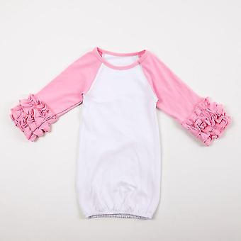 Baby Gowns, Icing Sleeve Nightgowns Baby Sleeping Cotton Clothes