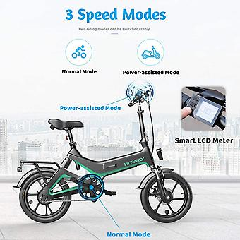 "Electric Bike, Electric Bicycle 16"" Wheel 