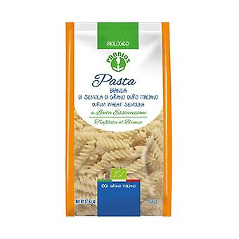 White wheat fusilli 500 g