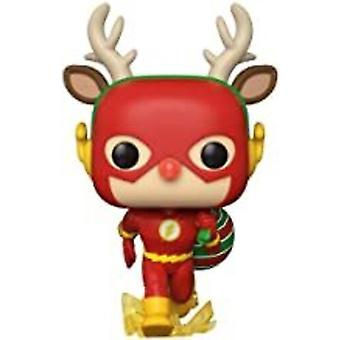 Dc Holiday- Rudolph Flash USA import
